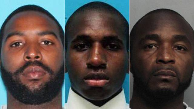 Freddy Dilogene, Elijan Harrell, Walter Washington