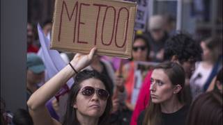What's next for #MeToo after Kavanaugh's confirmation