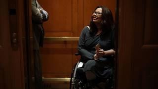 Duckworth: Babies should be allowed on Senate floor
