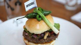 Impossible Burgers to hit store shelves
