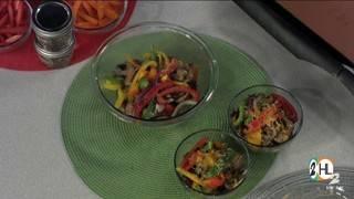 RECIPES: Keto bowl and turmeric ginger tea