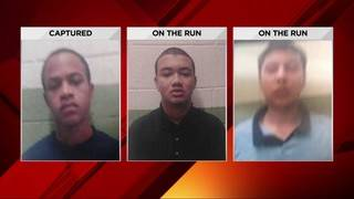 3 juveniles escape from Miami Youth Academy