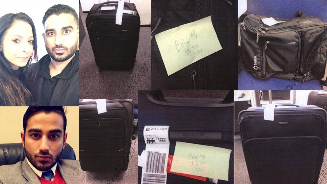 Nooralla Gheewalla-Fayyazand Fayyaz Osama pot bags luggage