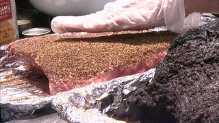 Cookin' Time With H-E-B: Texas whiskey BBQ brisket
