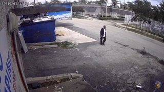 Man sought in connection with fire at Habitat for Humanity store in Fort&hellip&#x3b;