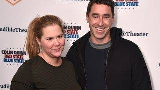Amy Schumer Commended for Revealing Her Husband Has Autism