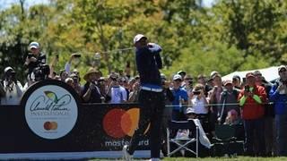 Good start at Arnold Palmer Invitational for Tiger Woods