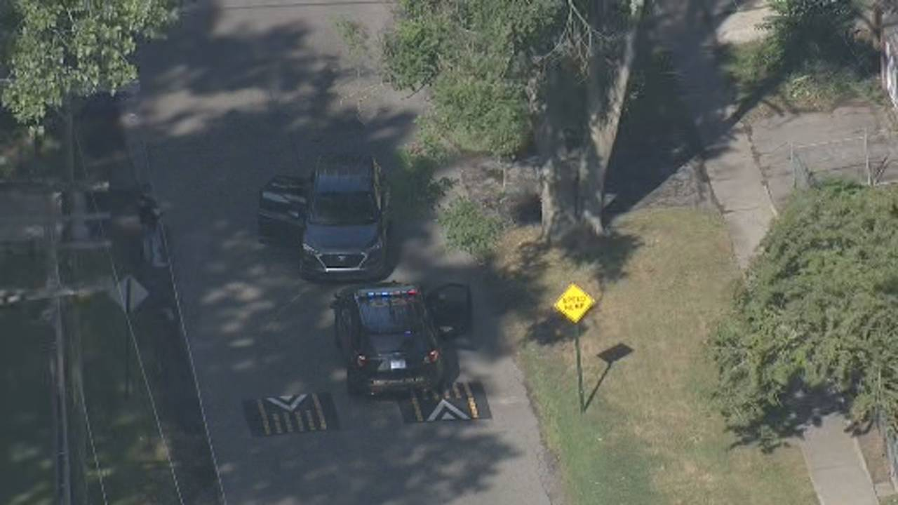 Vehicle involved in Southfield police chase