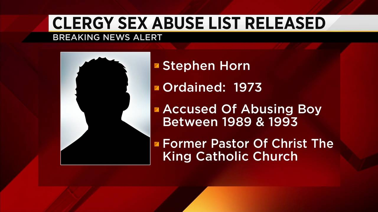 These are the Houston-area priests 'credibly accused' of sex