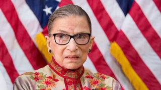 Ginsburg sees Broadway's 'What the Constitution Means To Me'
