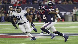 Houston Texans beat Titans 34-17 for team-record 8th straight win