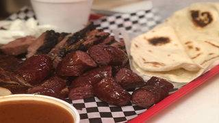 Third generation pit master putting South Texas-style barbecue on the map