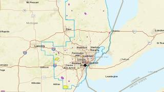 DTE Energy power outage map: Here's how to check it on