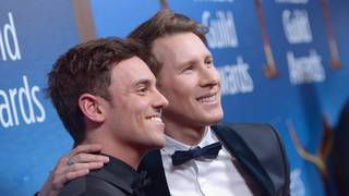 Olympic medalist Tom Daley, husband share baby news