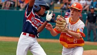 Post Oak Little League falls to New York, 2-1, will play again Monday