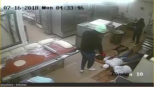 Masked men rob Shipley Do-Nuts store at gunpoint