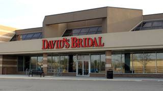 David's Bridal is filing for bankruptcy
