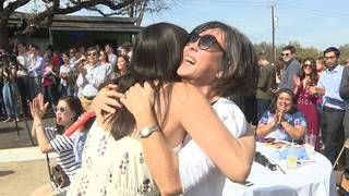 San Antonio medical students learn their futures on 'Match Day'