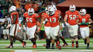 Hurricanes to host UAB at Hard Rock Stadium in 2020