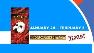 "Live In The D's ""Phantom of the Opera"" contest"