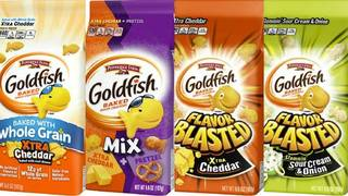 Goldfish crackers recalled due to salmonella concern: What to know