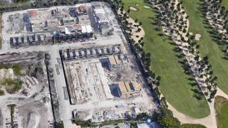 Firefighters respond to construction site in Doral