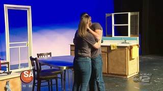 """Film hits the stage in """"Bridges of Madison County"""""""
