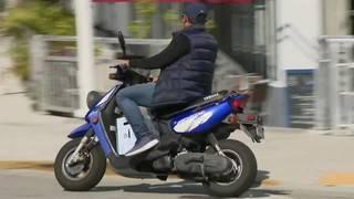 Miami Beach reverses spring break scooters ban