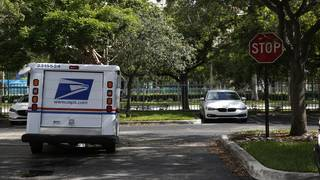 Hurricane Dorian may delay your mail delivery in Central Florida