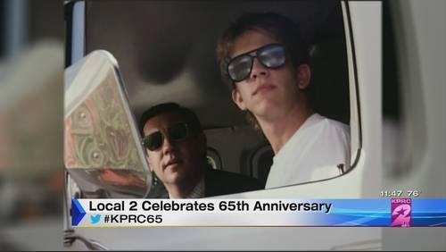 Celebrating 65 years: KPRC on the big screen