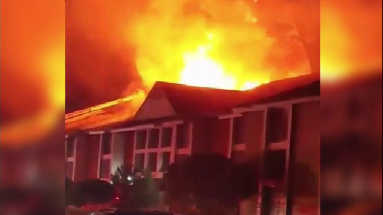 12 units damaged by fire at San Jose condominiums