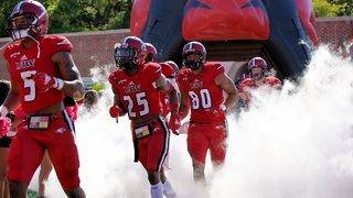 Incarnate Word football flying high in conference, HC Morris leading Cardinals