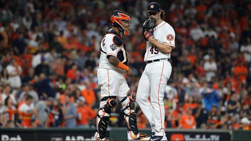 3 things we learned following the Astros Game 1 loss
