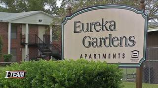 Water outage latest issue for Eureka Gardens residents