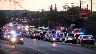 Austin bombing suspect kills himself with explosive device