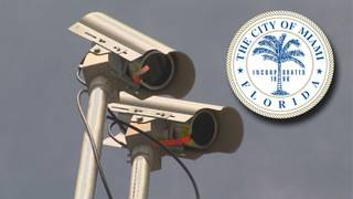 Miami terminates city's red light camera program