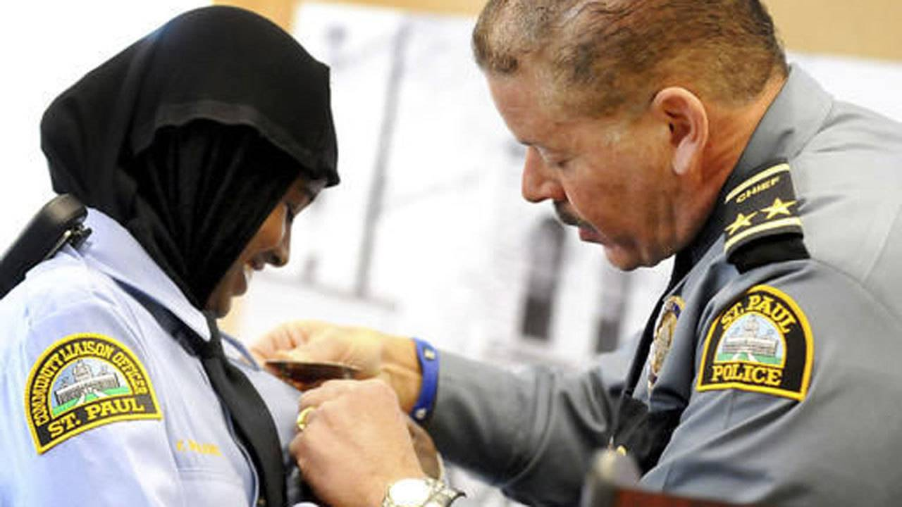 Fashion police  Police departments ease rules on tattoos 421346bd1