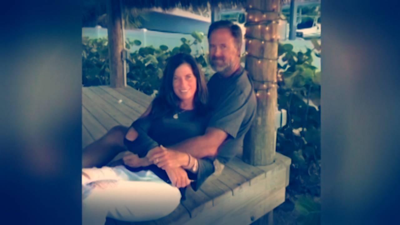 Michelle Mishcon and John Stevens