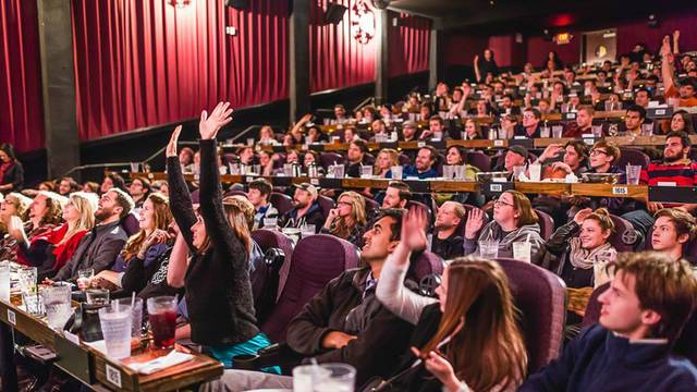 Food And Drink: Dine-in Alamo Drafthouse Movie Theater Coming To Detroit's