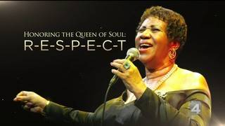 WATCH: Aretha Franklin special 'Honoring the Queen of Soul'