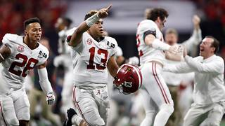 Alabama rallies, wins 5th football national title in 9 years