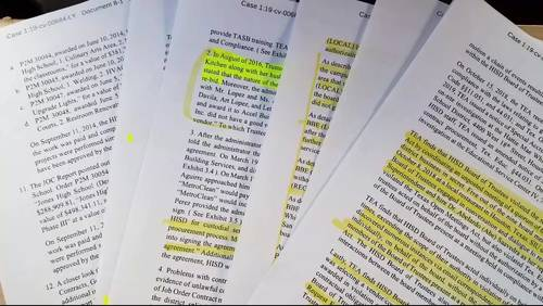 Closer look into allegations against several members of HISD board of trustees