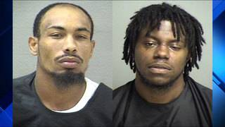 2 wanted men arrested in Lynchburg with help of US Marshals