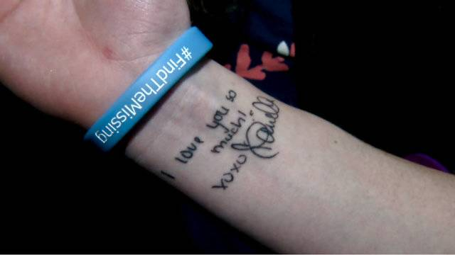 Holly Stislicki tattoo