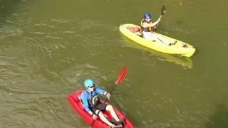 Roanoke River, streams branded as Roanoke River Blueway