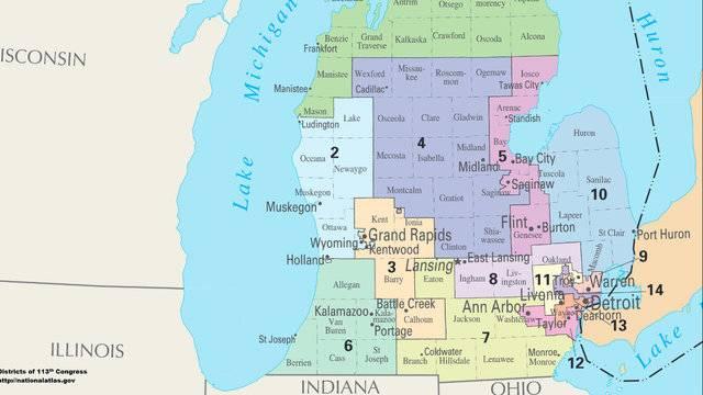 Michigan anti-gerrymandering proposal on November ballot: What...
