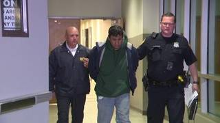 Man accused of strangling girlfriend arrested