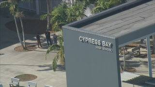 Code yellow lifted at Cypress Bay High School after shooting threat,&hellip&#x3b;