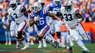 Perine, defense lift No. 10 Florida past No. 7 Auburn, 24-13