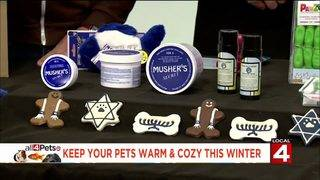 Keep your pets warm, cozy this winter with help from Premier Pets Supply